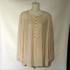 Tops - Lucky brand blouse (C33 🌺